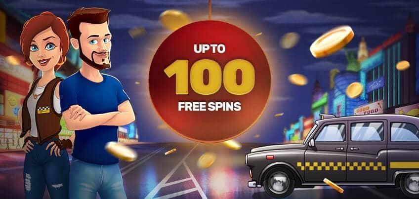 PlayAmo Monday Free Spins Bonus